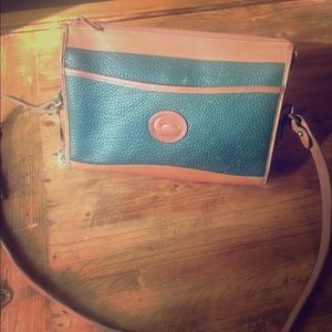 Dooney and Bourke All Weather Leather Crossbody